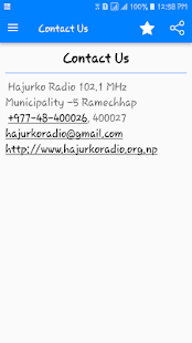 Hajurko Radio - náhled