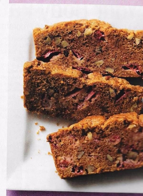 Strawberry Bread Supreme Recipe