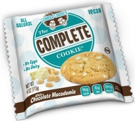 Lenny And Larry's The Complete Cookie - White Chocolate Macadamia