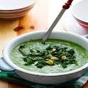 Memasak Vegan kale and spinach soup icon