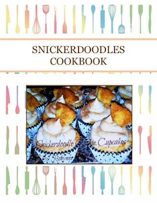 SNICKERDOODLES  COOKBOOK