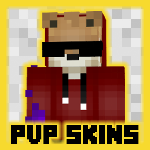 """New """"PvP"""" skins pack for MCPE New Year edition."""