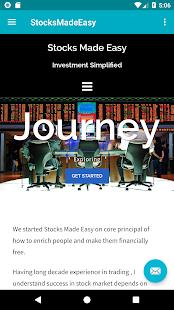 Stocks Made Easy - náhled