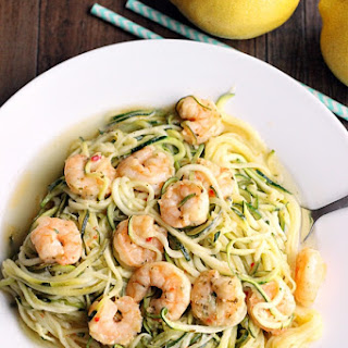 Scampi Noodles Recipes