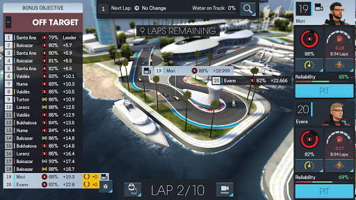 Motorsport Manager Online 0.12 screenshots 1