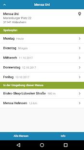 Mensa Hildesheim - náhled