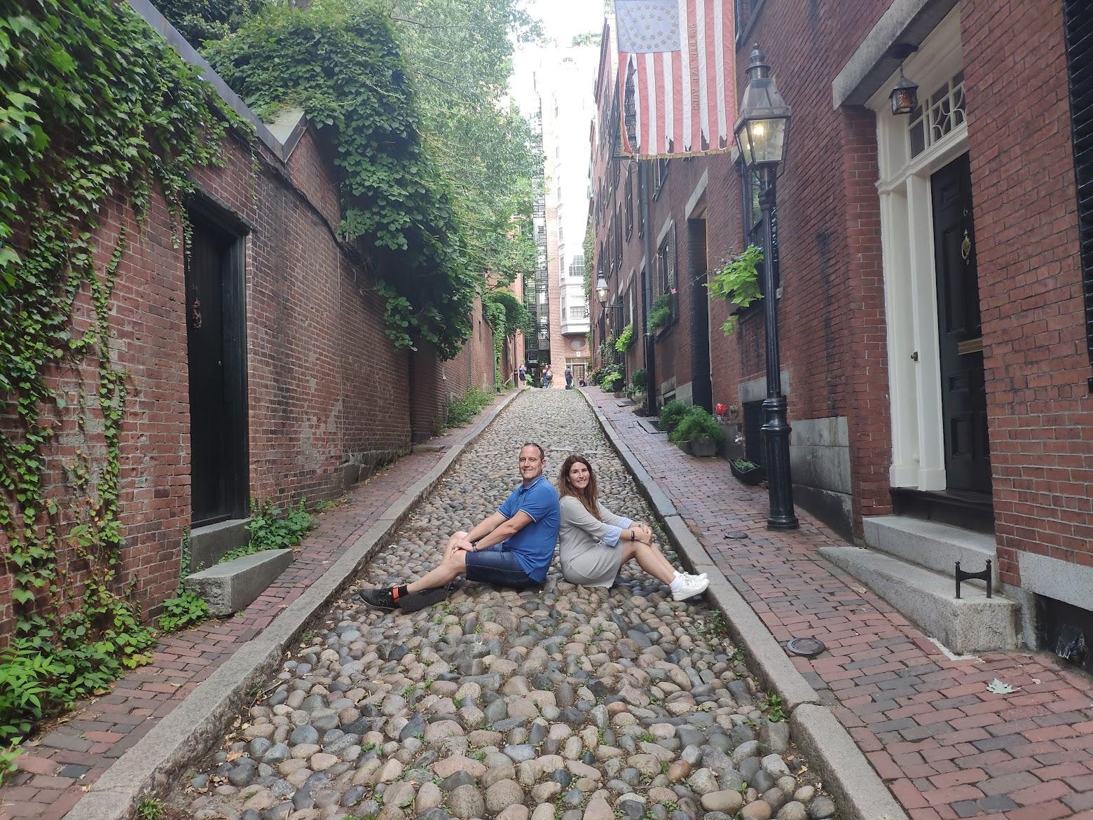 Calle de Boston