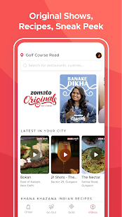 App Zomato - Restaurant Finder and Food Delivery App APK for Windows Phone