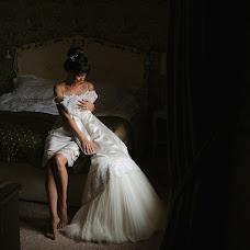 Wedding photographer Lesya Oskirko (Lesichka555). Photo of 15.08.2018
