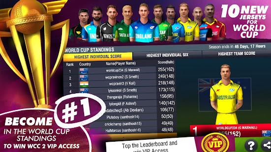 Game World Cricket Championship 2 - WCC2 APK for Windows Phone