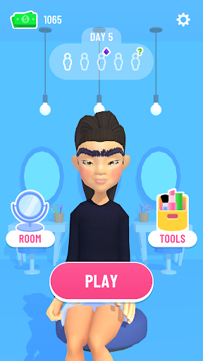 Perfect Makeup 3D  screenshots 1