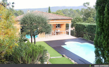 villa à Sainte-Anastasie-sur-Issole (83)