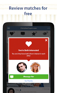 ChristianCupid - Christian Dating App- screenshot thumbnail