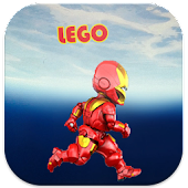 Iron Jumper Lego