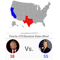 Live Map US Elections 2016 icon