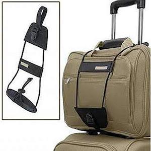 Set 2 x Sistem elastic de prindere bagaje - Bag Bungee