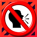 Censor bleep button Prank icon