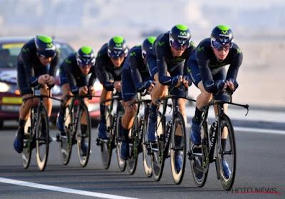 Triplette inédite pour Movistar au Tour de France ?