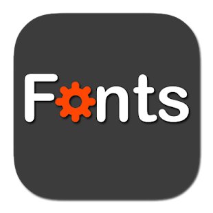 Myfont : Free fonts - náhled