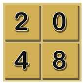 2048 - Numeric Puzzle Game