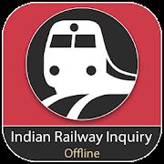 Indian Railway Enquiry Offline - Railway Timetable 1.5 Icon