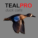 Teal Duck Calls BLUETOOTH icon