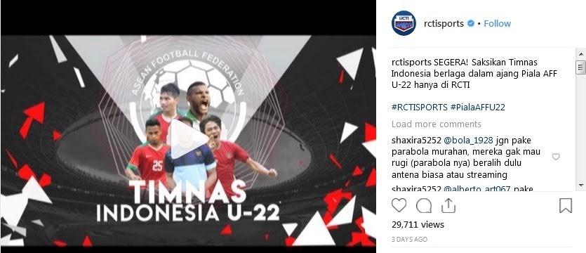 Timnas U-22 Indonesia vs Myanmar