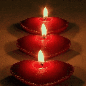 Red Candles Live Wallpaper download