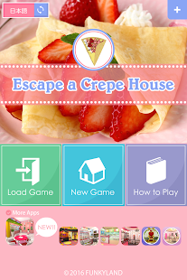 Escape a Crepe House- screenshot thumbnail