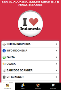 BERITA INDONESIA TERKINI 2017- screenshot thumbnail