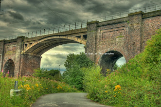 Photo: Railway Bridge Frodsham