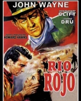 Río Rojo (1948, Howard Hawks)