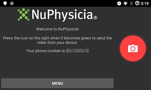 NuPhysicia - náhled