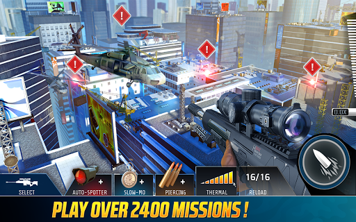 Kill Shot Bravo: Free 3D Sniper Shooting Game u0635u0648u0631 1