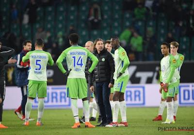 VfL Wolfsburg zit zo stilaan in crisis na vierde nederlaag op een rij