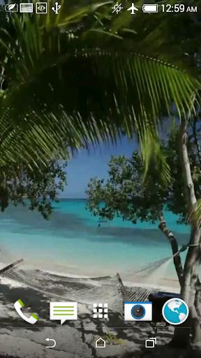 阳光海滩视频壁纸