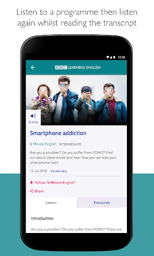 Screenshot for BBC Learning English in Hong Kong Play Store