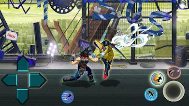 Dragon Z Super Saiyan Warrior 1 38 latest apk download for Android
