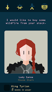 Reigns: Game of Thrones 1.09 b40 Patched Apk [Unlocked Full] 1