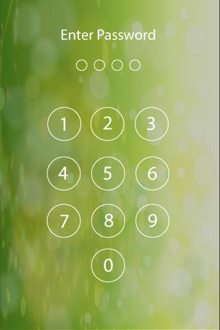 Lock screen password 2.27.3384.82 screenshots 1