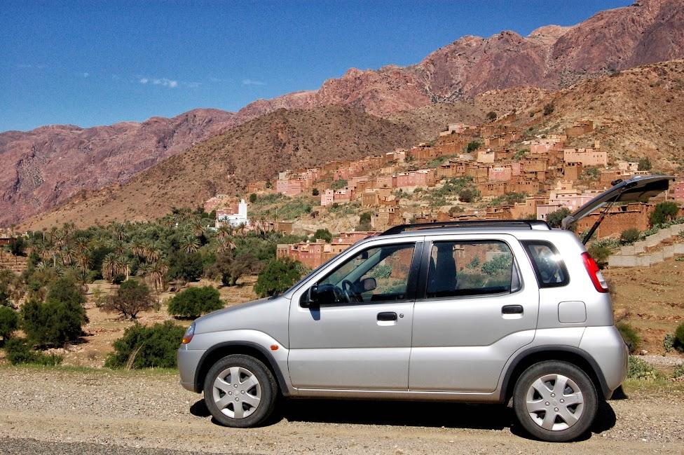 Samochód, Maroko