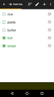 Shopping List- screenshot thumbnail