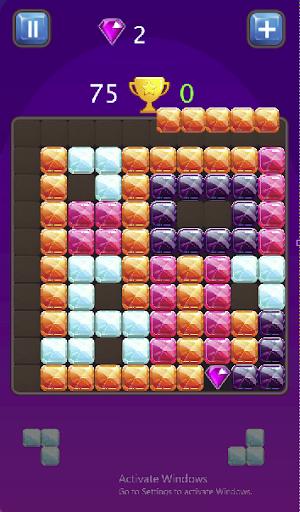 Jewel Block Puzzle Match android2mod screenshots 2
