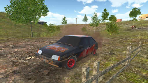 Russian Car Driver HD 1.03 screenshots 4