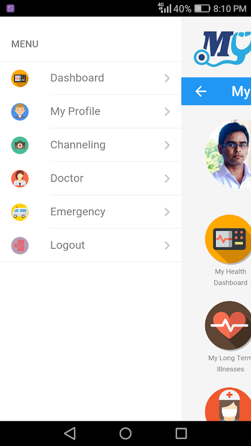 MyDoctor.lk- screenshot