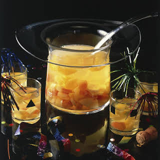Fruity Punch Cocktails.