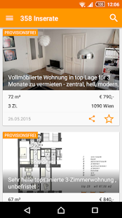 immosuchmaschine.at- screenshot thumbnail