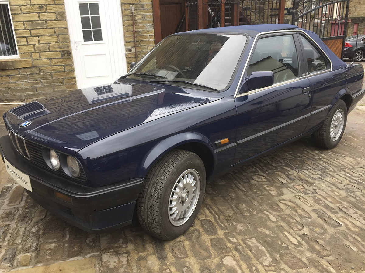 BMW E30 Tc Baur Hire Halifax
