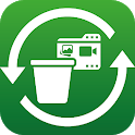 Photo & Video & Audio Recover Deleted Files icon