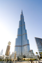 "Photo: Burj Khalifa, which I finally ""conquered"" on this 3rd trip to Dubai"